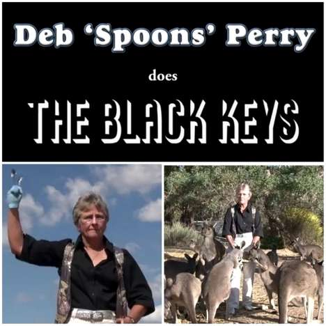 Deb 'Spoons' Perry Plays Amazingly to the Black Keys' 'Lonely Boy'