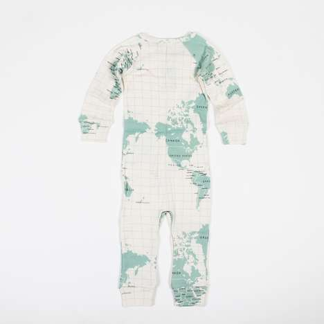 Well-Travelled Tot Apparel