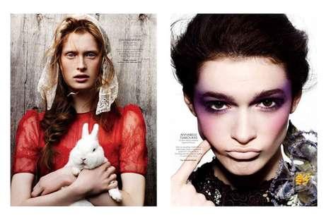 Assorted Glamor Editorials