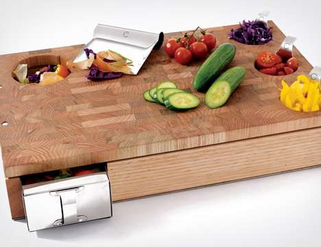 Productive Produce-Chopping Blocks