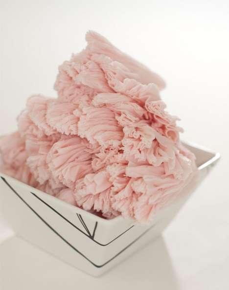 Frozen Cotton Candy Desserts