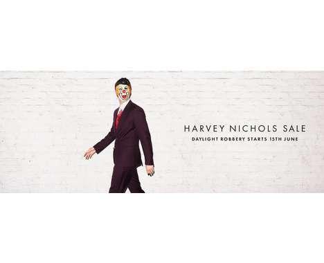20 Haute Harvey Nichols Promos