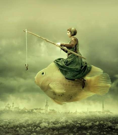 Surreal Aquatic Photography