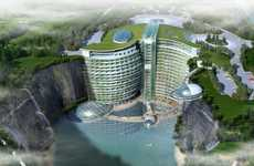Rocky Ravine Hotels - Shimao Wonderland Intercontinental by Atkins is Riveting