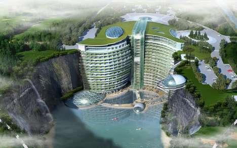 Rocky Ravine Hotels