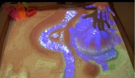 Surreal Sandbox Simulations
