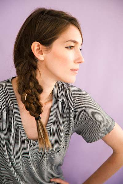 Seaside Tresses DIY Videos - Cup of Jo's Mermaid Braid Tutorial is Instructive and Eye-Catching