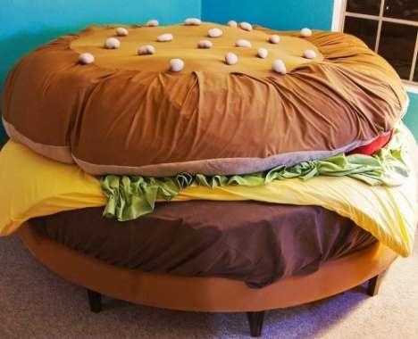 40 Fascinating Food Furniture Designs