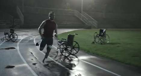 Prevailing Athletic Commercials