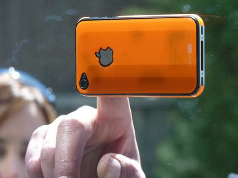 Stickable Smartphone Cases