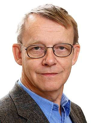 This Hans Rosling Keynote Dispells Myths of Developing Nations