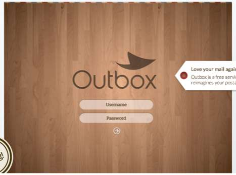 Outbox Scans and Sends Paper Parcels Digitally