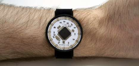 Perceived Time Chronographs