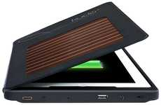 Solar-Powered iPad Cases