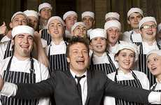 Celeb Chef Apprenticeship Charities