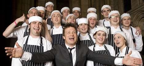 Celeb Chef Apprenticeship Charities