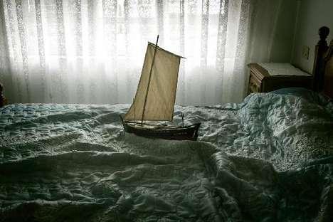 Sheet-Sailing Ship Photography