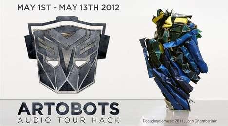 Robotic Museum Tracks