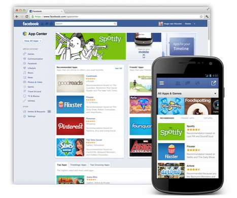 Social Network Stores