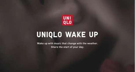 Informative Singing Alarms
