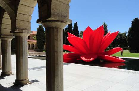 Giant Floral Inflatables