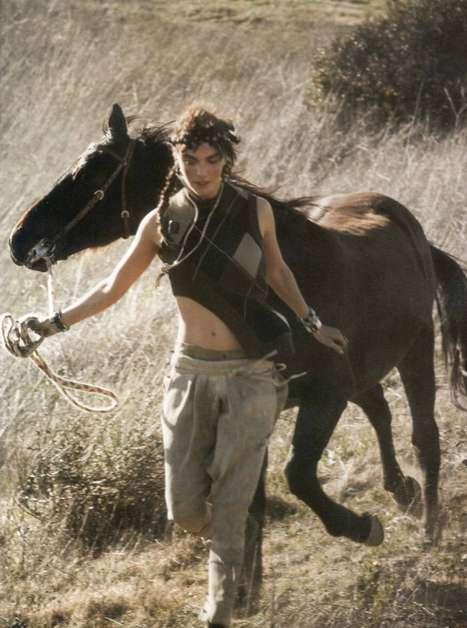 Western Horseback Editorials
