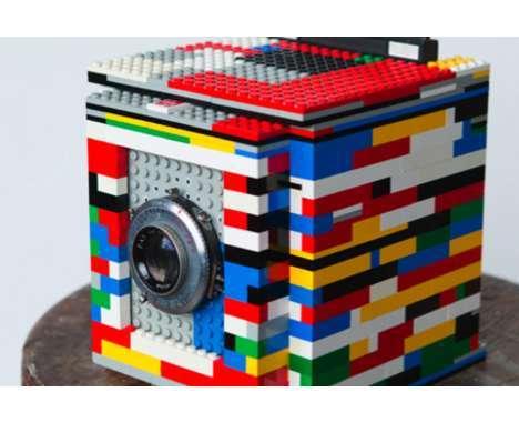 58 LEGO-Inspired Electronics
