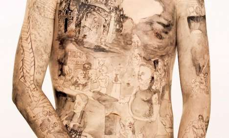 Human Canvas Art Films