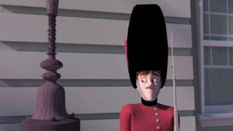 Meddlesome Spirit-Animated Shorts