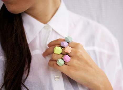 Candy-Colored Jewels
