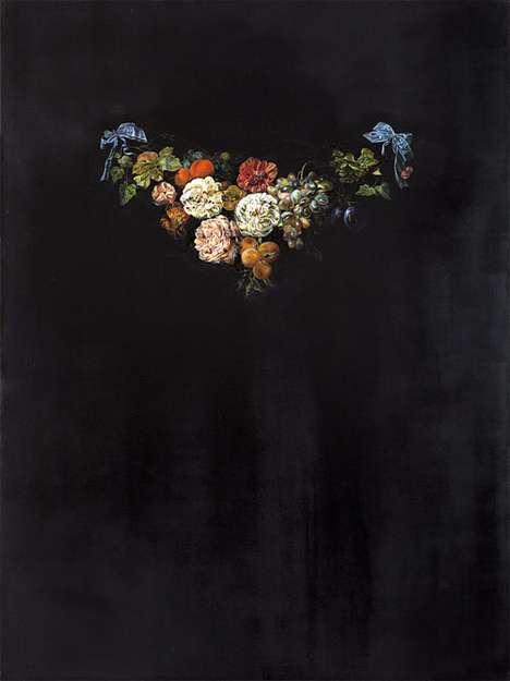 Ornate Organic Paintings