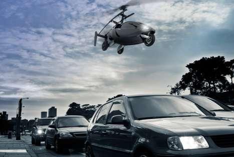 Roadless Hybrid Vehicles