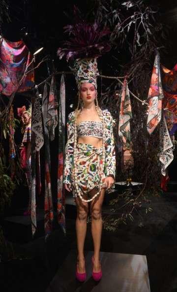 Global Kaleidoscopic Fashions