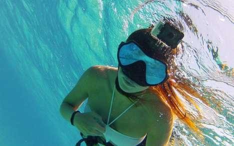 Sharply Focused Submergable Cameras