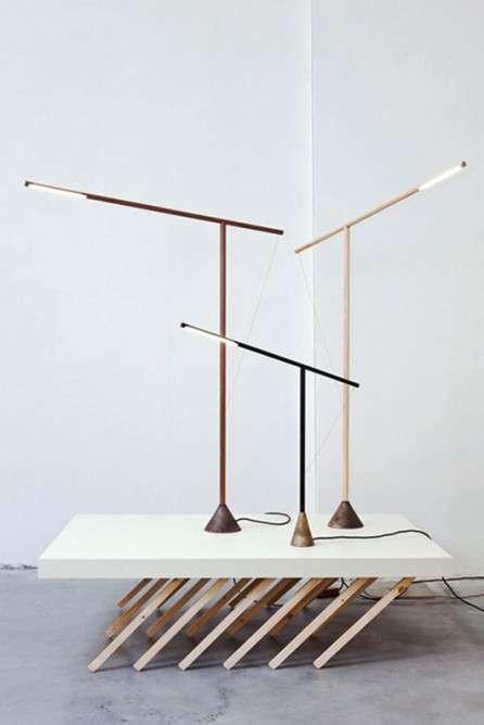 Equilibrium-Operated Illuminators