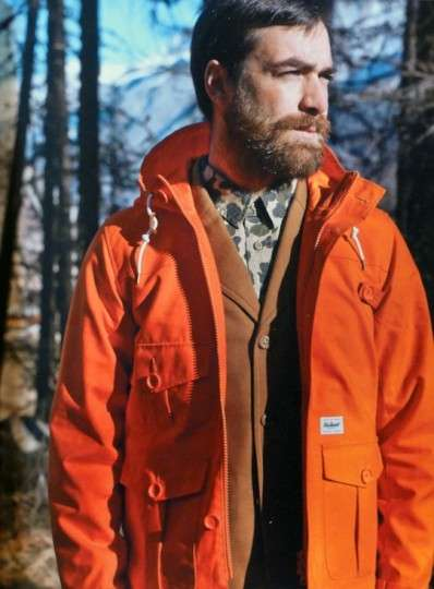 Hunter-Inspired Hipster Lookbooks