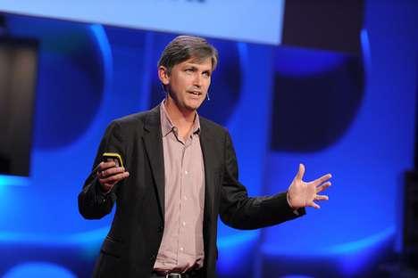 Steven Johnson Keynote Speaker