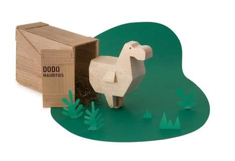 LAST Wooden Toys by Nicolo Bottarelli Combines Play and Awareness