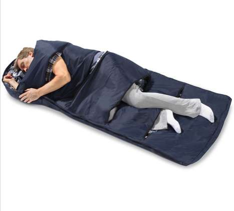 Sectioned Nap Packs