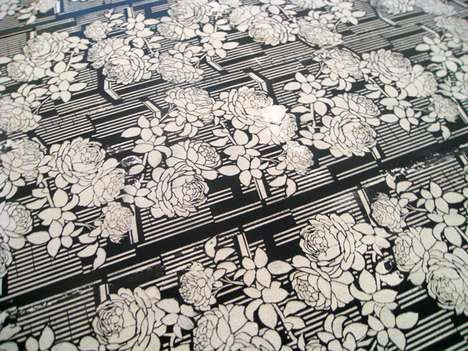 Detailed Chalkboard Floors