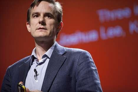 Robert Guest Keynote Speaker