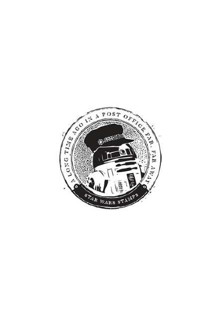 Vintage Star Wars Stamps