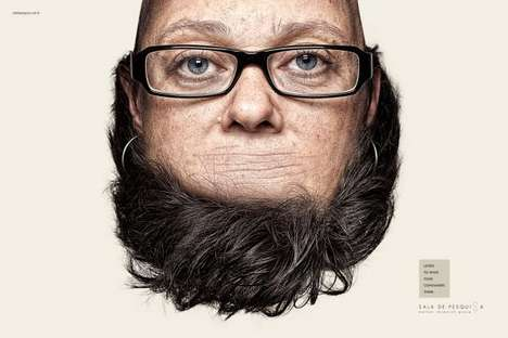 Morphed Mouth Advertising