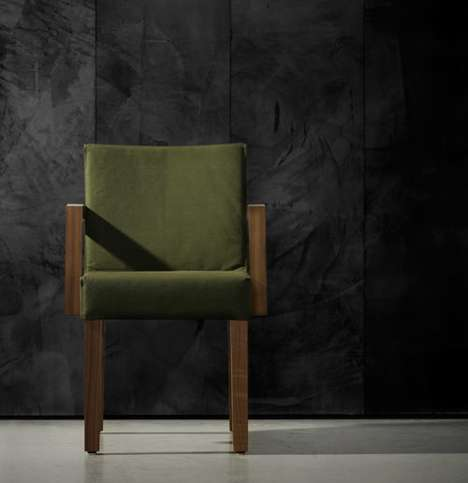 Revamp Your Room With Some Concrete Wallpaper by Piet Boon