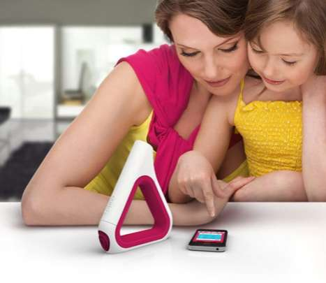Childlike Health Trackers