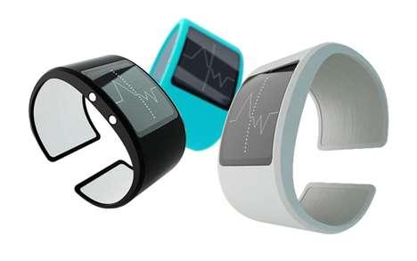 Wrist-Sized EKG Machines