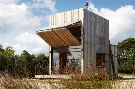 Portable Crate-Like Cabins