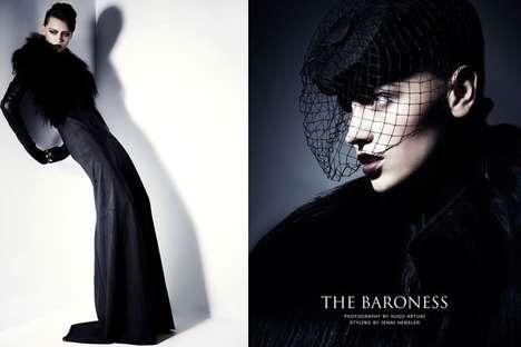 Darkly Regal Fashion