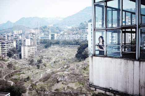 'Chongqing City in China' by Mathieu Belin is Both Eery and Graceful