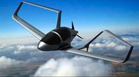 The Synergy Aircraft Reduces Gas Use and Flies Just as Fast
